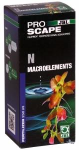 JBL ProScape N Macroelements Азот, с добавени калий, калций и магнезий - 250ml