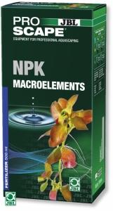 JBL ProScape NPK Macroelements Комплекс от микроелементи, необходими на растенията - азот, фосфати, калий и др.