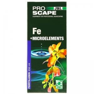 JBL ProScape Fe +Microelements Комплекс от микроелементи, необходими на растенията - желязо, калий, магнезий и др.