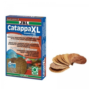 JBL Catappa XL+ Листа от тропически бадем - 10 бр.