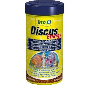 Tetra Discus Energy храна за дискуси за повече жизненост - гранулирана, 250 мл.