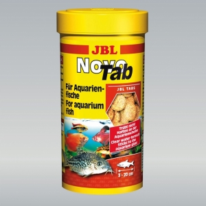 JBL - NovoTab Храна за риби - опаковка 10.5 л
