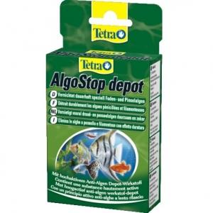 Tetra AlgoStop Depot таблетки за премахване на алги - 12 таб.