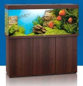 Juwel Rio 400 - шкаф за аквариум /черен, венге, бук/ 1