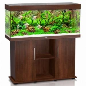 Juwel Rio 350 - шкаф за аквариум /черен, венге, бук/ 1