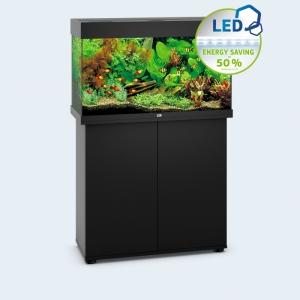 Juwel Rio 125 - шкаф за аквариум /черен, венге, бук, бял/ 1