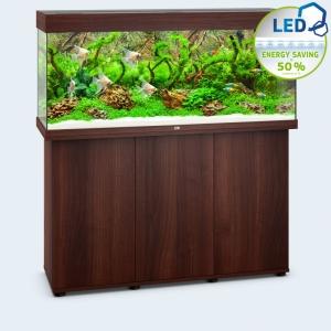Juwel Rio 240 - шкаф за аквариум /черен, венге, бук/ 1