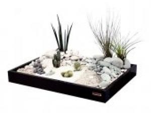 Croci Поставка за растения- черна, малка