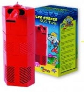 Croci Филтър за аквариуми 500 - червен