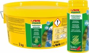 Sera pond Algokill Незабавно ефективен против нишковидни водорасли - 2000гр.