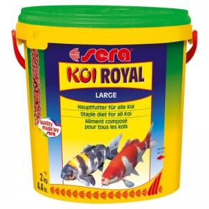 Sera Koi Color Large за подсилване на цветовете на всички средни и по-големи Кои - 3800 мл.