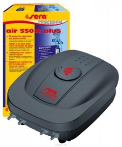 Sera air 550 R plus Помпа за въздух с електронно регулиране на дебита - 550 л/ч