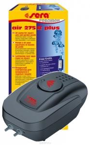Sera air 275 R plus Помпа за въздух с електронно регулиране на дебита - 275 л/ч