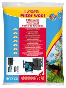 Sera Филтърна вата за отстраняване на механични примеси във водата 1