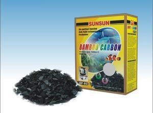 AquaZooLux Активен въглен от бамбук GP-03 - 500 гр
