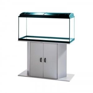 Eheim Шкаф за аквариум AquaDuo 100, Сребристо сив