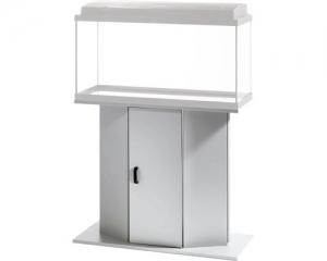 Eheim Шкаф за аквариум AquaDuo 80, Сребристо сиво 1