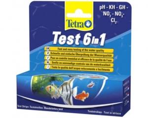 Tetra Test 6in1 Тест за измерване на шест показателя