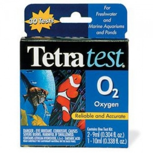 Tetra Test O2 Тест за измерване на нивата на кислород 1