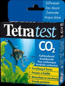 Tetra Test CO2 Тест за измерване на нивата на въглероден двуокис