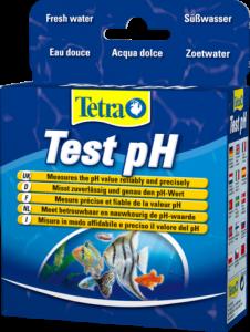 Tetra Test pH Fresh Water Тест за измерване на нивата на pH 1