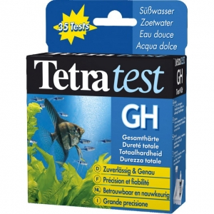 Tetra Test GH Тест за твърдостта на водата 1