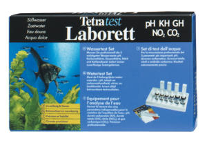 Tetra Test Laborettl Комплект за тестване на вода 1