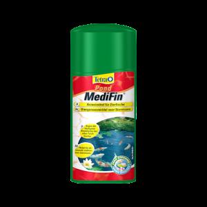 Tetra Pond MediFin Препарат за лечение на езерни риби - 500 ml