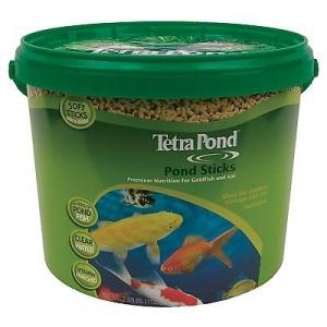 Tetra Pond Храна за Koi и всички видове езерни риби - 10L 1