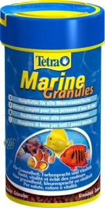 Tetra Marine Granules Храна за соленоводни риби - 500ml 1