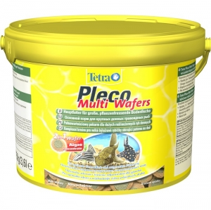 Tetra Pleco Multi Wafers Храна за дънни растителноядни риби - 3,6L 1