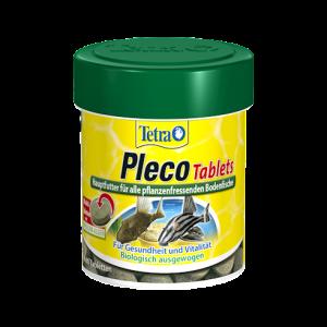 Tetra Pleco Tablets Храна за дънни растителноядни риби - 120 таб 1