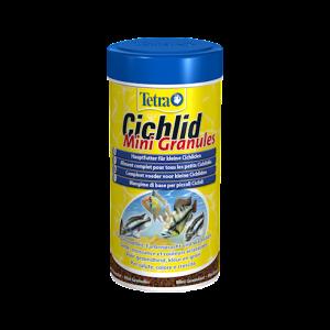 Tetra Cichlid Mini Granules Храна за Цихлиди - 250ml 1