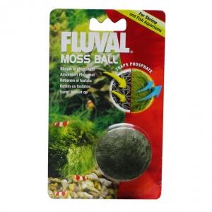 Hagen Fluval Синтетичен мъх Moss Ball 1