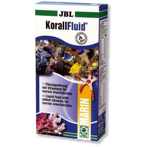 JBL - Korall Fluid Хранителна добавка - опаковка 100 мл 1