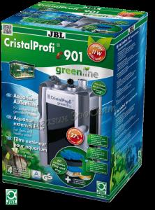 JBL- CristalProfi e901 greenline Външен филтър за аквариуми - опаковка 1 брой 1