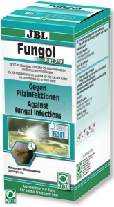 JBL - Fungol Plus 250 Лекарство за риби - опаковка 200 мл
