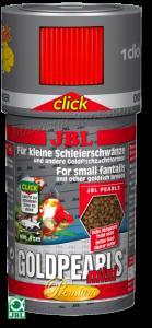 JBL - GoldPearls CLICK mini Премиум храна за риби - опаковка 100 мл 1