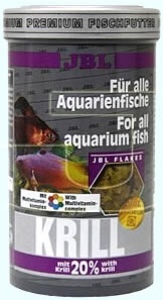 JBL - Krill Премиум храна за риби - опаковка 250 мл 1