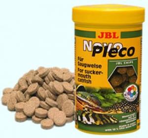 JBL - NovoPleco Храна за риби - опаковка 250 мл 1