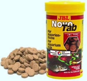 JBL - NovoTab Храна за риби - опаковка 100 мл (160 таблетки) 1