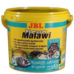 JBL -NovoMalawi Храна за риби - опаковка 5.5 л