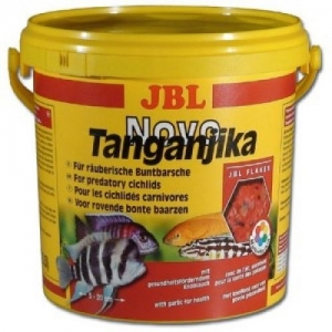 JBL - NovoTanganyika Храна за риби - опаковка 5.5 л