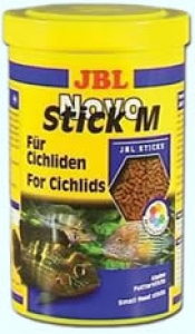 JBL - NovoStick M Храна за риби - опаковка 5.5 л