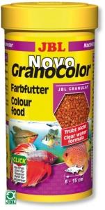 JBL - NovoGranoColor Храна за риби - опаковка 250 мл