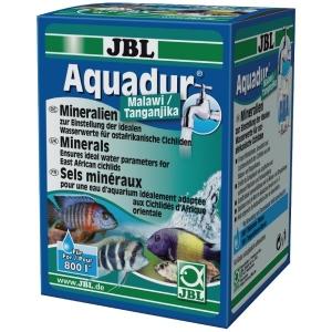JBL - AquaDur Malawi Tanganyika Минерални соли за аквариуми - опаковка 250 г 1