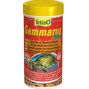 Tetra Gammarus Mix Храна за водни костенурки с гамарус микс 250 мл.