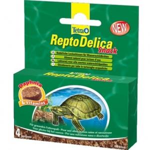 Tetra ReptoDelica Snack Лакомство за водни костенурки 4х12гр.