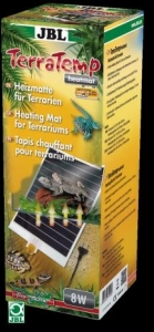 JBL TerraTemp heatmat Нагревател за терариум 15 W - 28 / 35 см. 1