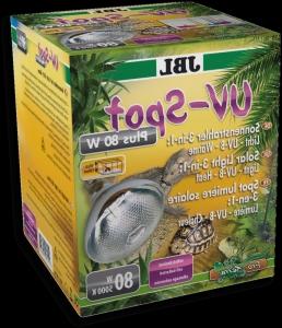 JBL UV-Spot plus Екстра силна UV лампа - дневна светлина, UVB, 80W 1